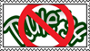 Anti Rule 34 Stamp by AmadeusStar
