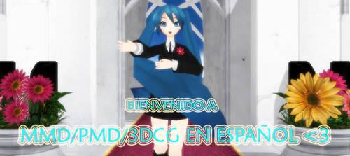 MMD EN ESPANOL (GRUPO DE FACEBOOK) by AmadeusStar