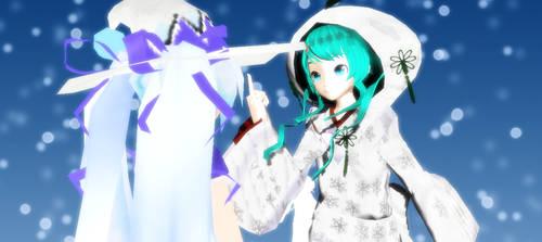 Fuck You Snow Miku 2014 by AmadeusStar
