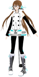 Piko Utatane Cosplay - Vocaloid Collab by AmadeusStar