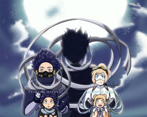 Eraserhead and his successors