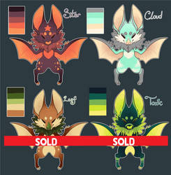 Bat adoptables #1