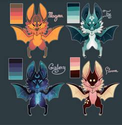 Bat adoptables #2