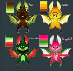 Bat adoptables #3