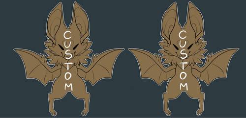 Custom bat adopts