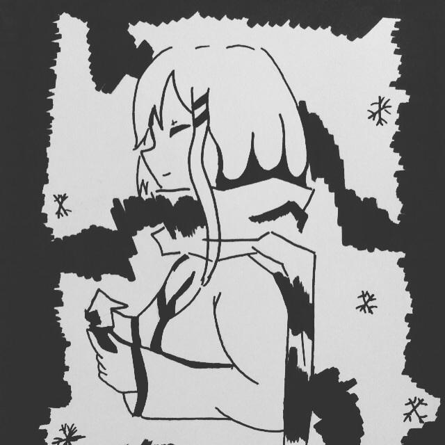Manga 2# Black/White by MizumitheChibi