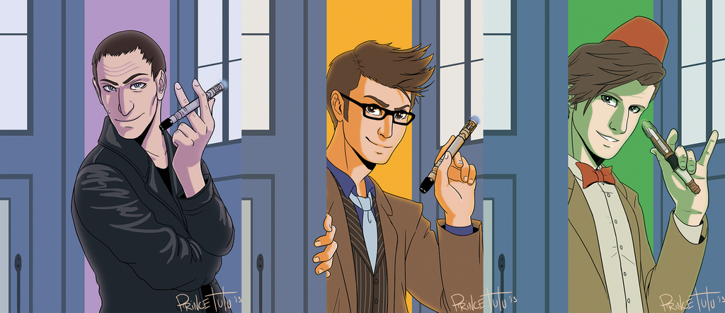 Trust Us, We're Doctors by Royal-Jelliefish