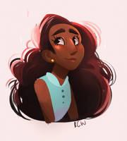 Connie by kchloewhite