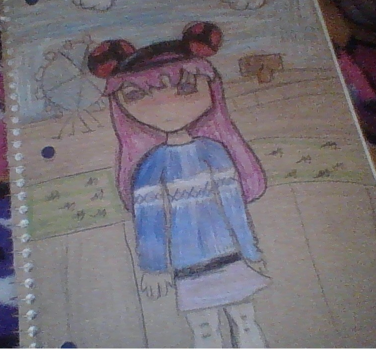 Disney girl by AngelLikesArt