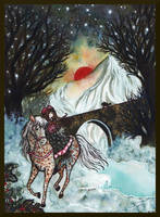 Cavale fantomatique by Kafkami