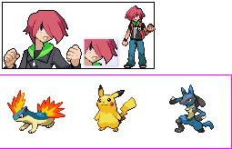 Pokemon team by Shaman13
