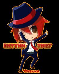 Rhythm Thief: Phantom R by Ten-Shika