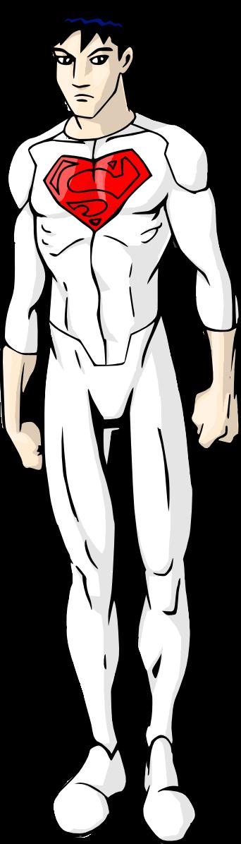 Young Justice Superboy By Viscid2007