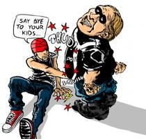 Ritualist vs Joe Hero by Ritualist