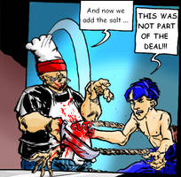 Ritualist vs Cell by Ritualist