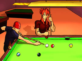 Billiard by Ritualist