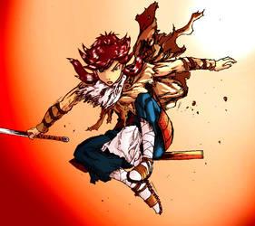 Samurai Kiva 2 by Ritualist