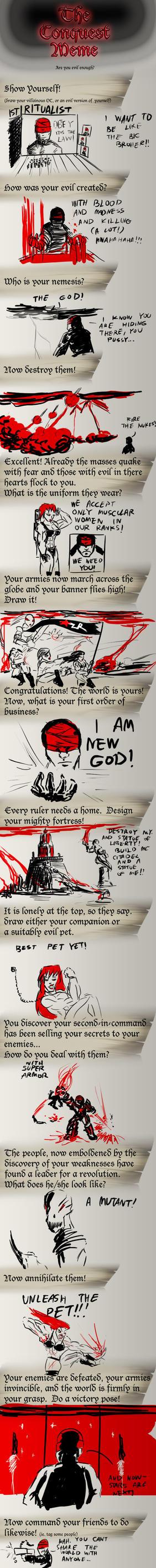 Conquest Meme by Ritualist