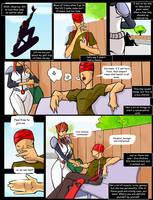 Crossroad page 1 by Ritualist