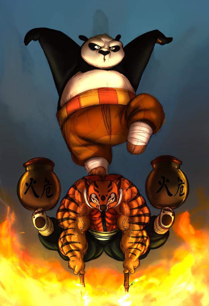 Super Buff Tigress Shamstore