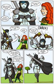 Archery contest comic page 03
