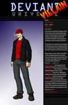 Deviant Universe Villain: Ritz by Ritualist