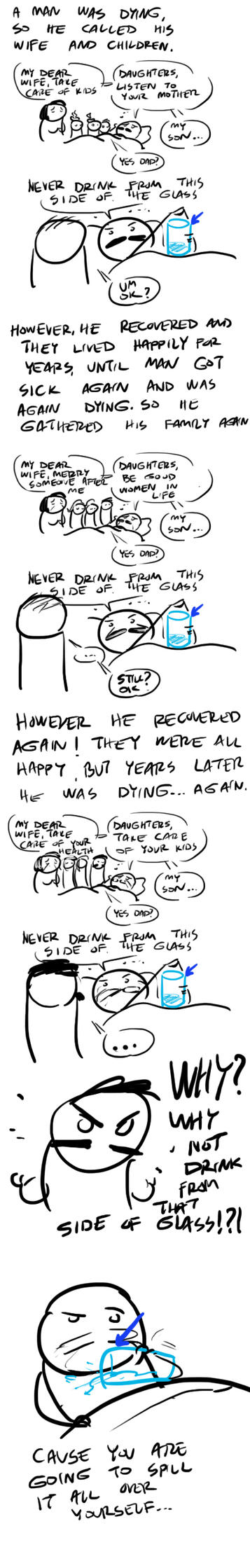 Dad joke by Ritualist