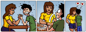 Comic strip commission 31