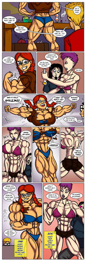 Growth drive comic 2 page 4
