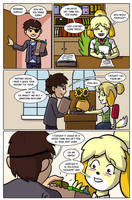 Comic page commission 34 by Ritualist