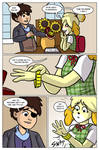 Comic page commission 34
