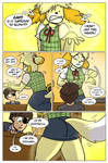 Comic page commission 40