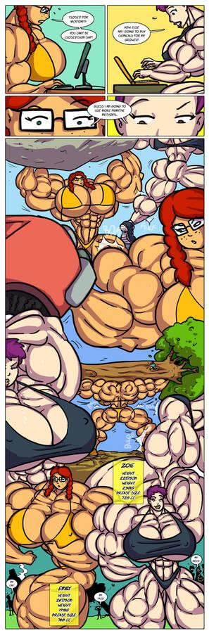 Growth drive comic 2 page 12