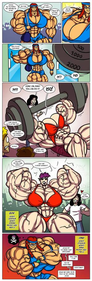 Growth drive comic 2 page 13
