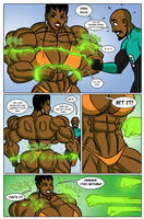 Comic page commission 53 by Ritualist