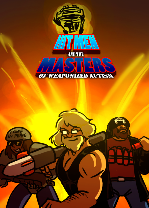 Masters of weaponized autism by Ritualist