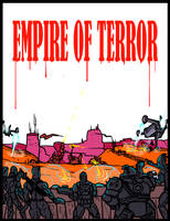 DU monthly theme - Empire of Terror cover by Ritualist