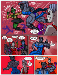 DU monthly theme - Clash of the dates, page 7 by Ritualist