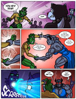 DU monthly theme - Clash of the dates, page 6 by Ritualist
