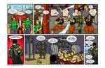 Growth drive comic 6 intro page by Ritualist