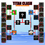 TITAN CLASH - SCOTLAND DABS ON JAPAN, JESUS by Ritualist