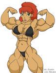 Kiva the bodybuilder 3