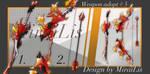 [CLOSED] Weapon auction by MiraiLis