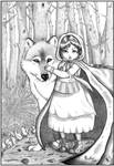 Little Red Riding Hood - Lines