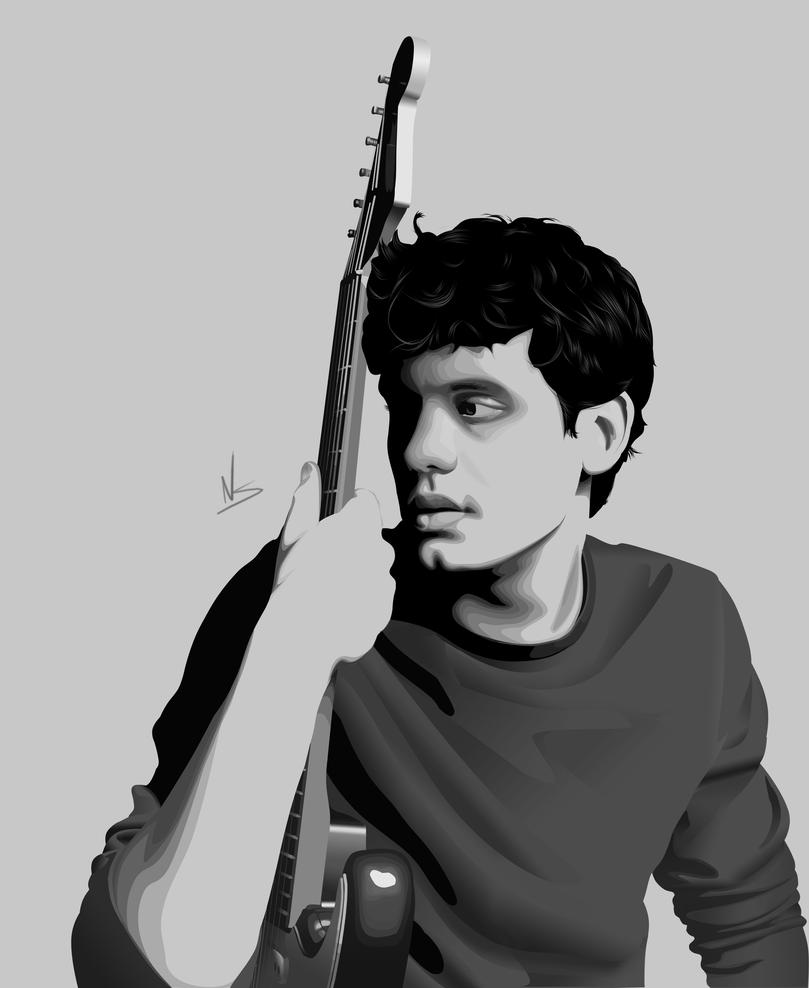 John Mayer Cool Painting: John Mayer By 0stargazer0 On DeviantArt