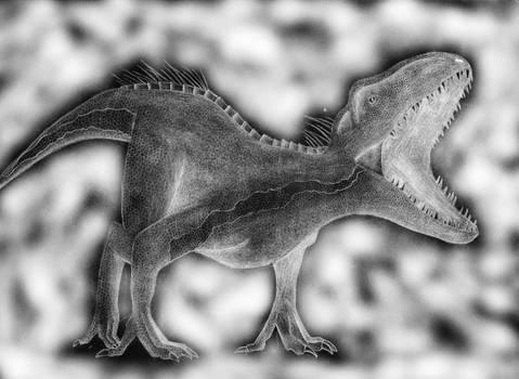 Nightmare of a Dinosaur V2 - Indoraptor Shading