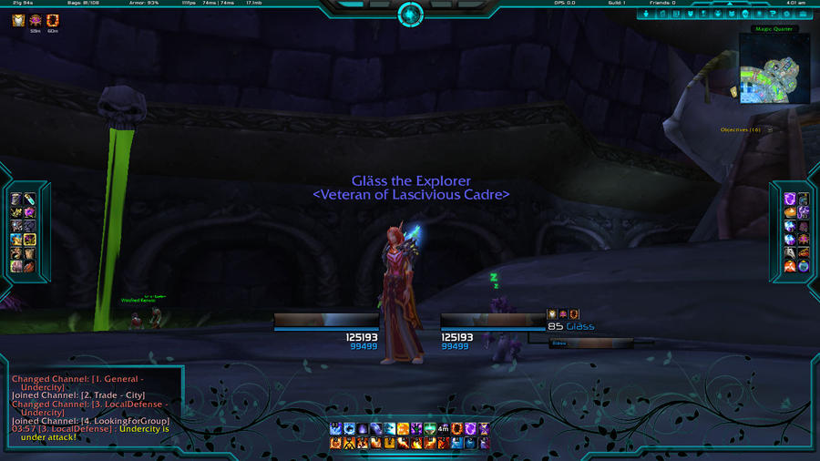 how to move blizzard ui frames