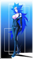 [Daily Fullbody #3 / OC /genderbend/ Seize] by May-Shad