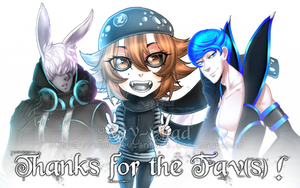 Thanks for the Favs ! by May-Shad