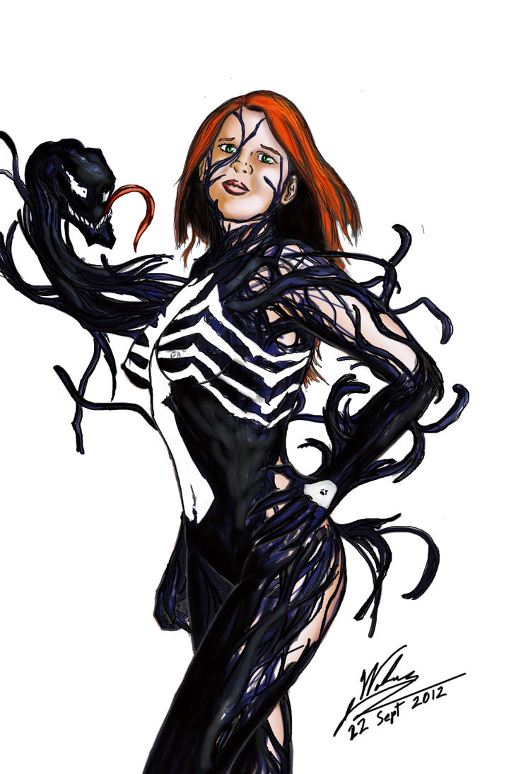 She Venom Mary Jane Transformation | www.imgkid.com - The ...
